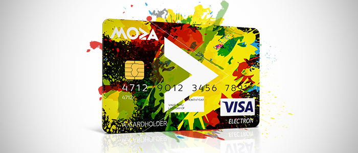 Txilling Debit Card
